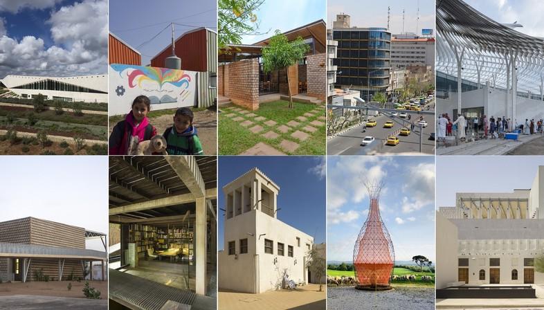 20 Architekturen für den Aga Khan Award for Architecture 2019