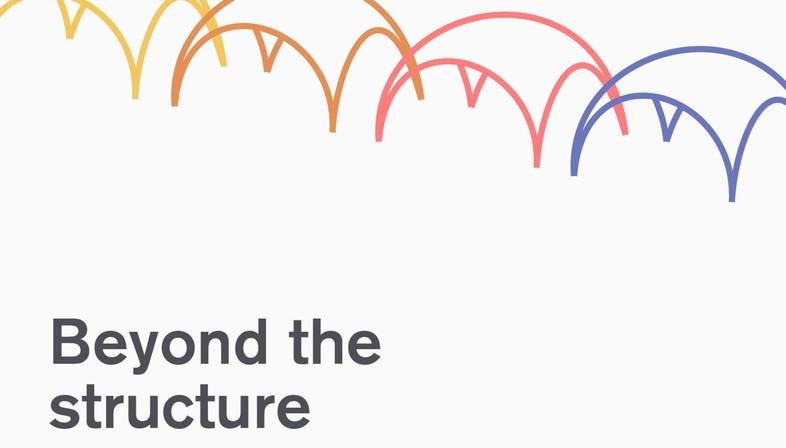 Ausstellung Beyond the Structure SOM und Fundación Arquitectura COAM Madrid