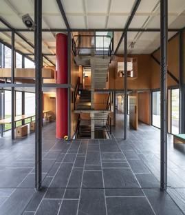 Wiedereröffnung des Pavillons Le Corbusier in Zürich mit der Ausstellung Mon univers