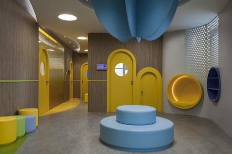 Vudafieri-Saverino Partners Architekturen für die Kindheit in China