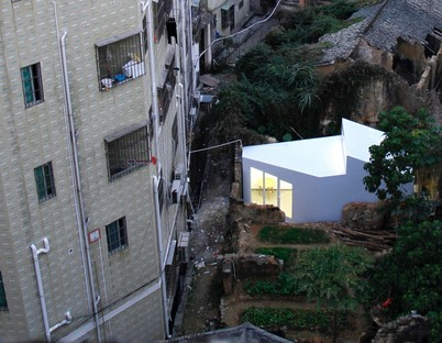 People's Architecture Office Courtyard House Plugin Peking