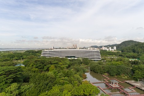 3LHD hat das Hotel LN Garden in Nansha in China gestaltet