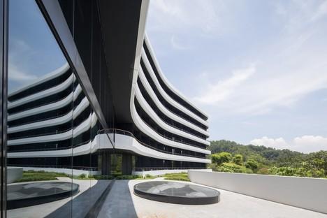 3LHD hat das Hotel LN Garden in Nansha in China gestaltet