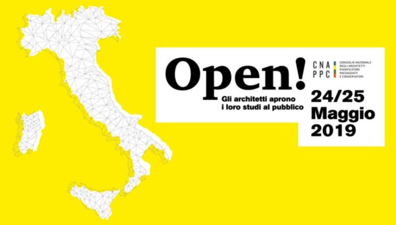 Architektur in Italien, offene Büros und Ausstellungen