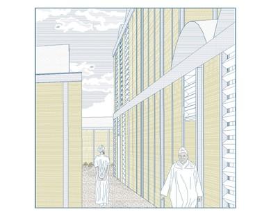 A Common Line For The Reconstruction von Lorenzo Abate gewinnt den Next Landmark 2019