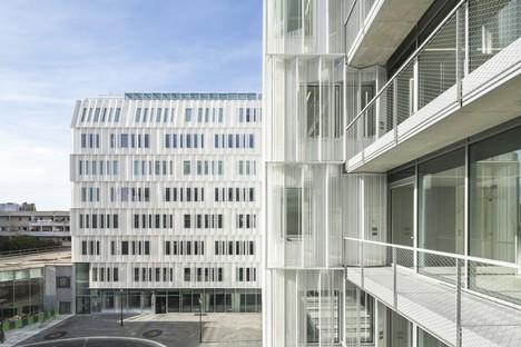 Brenac & Gonzalez & Associés Archimede ein urbanes Projekt