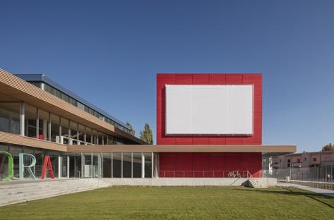Ropa & Associés Architectes Kulturzentrum Agora Metz