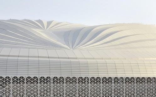 Zaha Hadid Architects Al Janoub Stadium Al Wakrah, Qatar