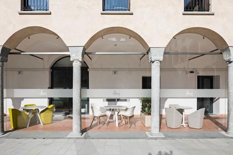 DEGW von Lombardini 22 Le Village Crédit Agricole Mailand