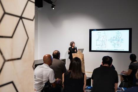 SHoP Architects im SpazioFMG per l'Architettura Mailand