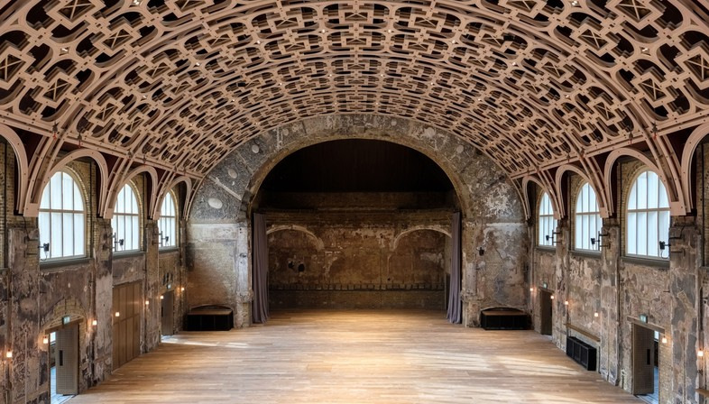 Haworth Tompkins Battersea Arts Centre London