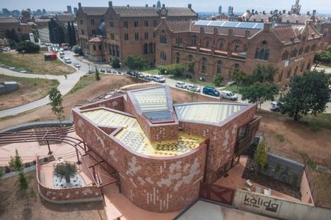Miralles Tagliabue EMBT The Kálida Sant Pau Centre Barcellona