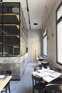 Studio DiDeA interior design für zwei Lokale in Palermo