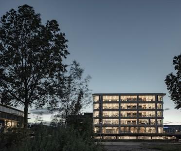 Powerhouse Company Firmensitz Danone in Hoofddorp Niederlande