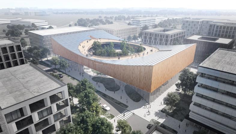 Schweden COBE entwirft neues Museum als Ikone der Nachhaltigkeit
