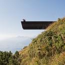 Snøhetta entwirft den Perspektivenweg auf der Innsbrucker Nordkette