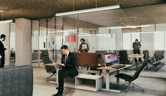 Hinterlüftete Fassaden und ACTIVE gehören zu den Stärken eines LEED Platinum-Projekts