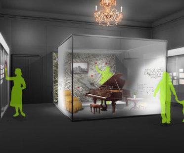 Fryderyk Chopin Museum, Warschau. Einrichtung von Migliore+Servetto