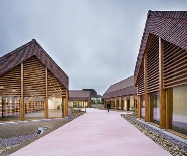 Lemoal Lemoal Architectes Sozial- und Kulturzentrum Gonzague Saint Bris in Cabourg
