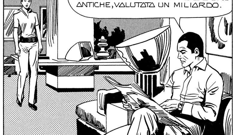 Ausstellung Living in a Box: Design and Comics im Vitra Schaudepot<br />
