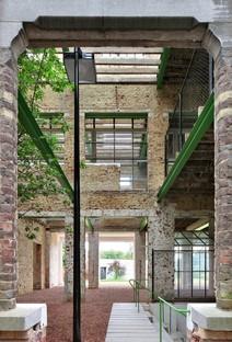 Architecten De Vylder Vinck Taillieu PC CARITAS ein experimenteller Raum in Melle<br />
