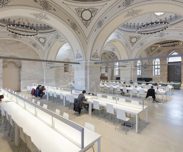 Tabanlioglu Architects Beyazit State Library Istanbul<br />