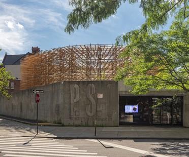 Temporäre Installationen Pedro & Juana Hórama Rama beim YAP 2019