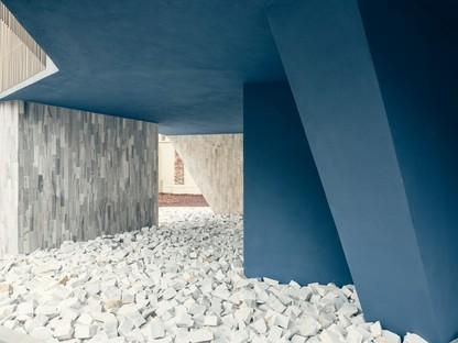 Elasticospa Stefano Pujatti Wohngebäude Via Piave Mormorava Cirié
