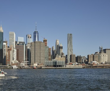 SHoP Architects der neue Pier 17 in South Street Seaport - Manhattan<br />