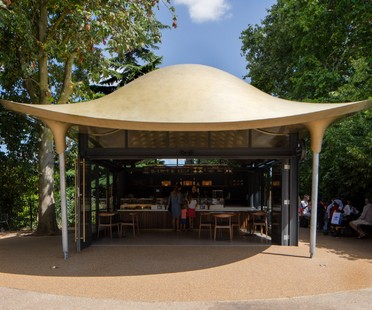 Mizzi Studio The Serpentine Coffee House London<br />