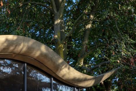 Mizzi Studio The Serpentine Coffee House London<br />