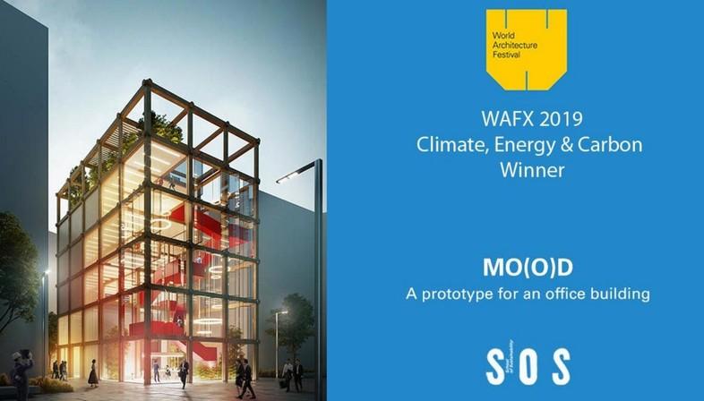 Die Gewinner von WAFX 2019, zehn Projekte für die Zukunft