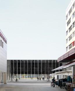 Einweihung des von Addenda Architekten entworfenen Bauhausmuseums in Dessau