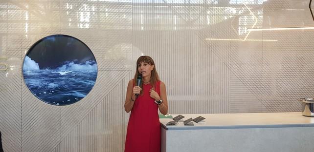 Präsentation der Fondazione Iris Ceramica Group auf der CERSAIE 2019