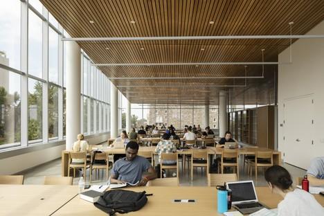 Snøhetta Charles Library an der Temple University Philadelphia