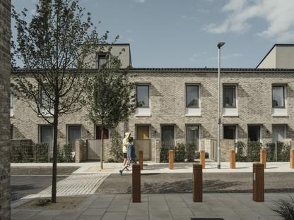 Mikhail Riches Goldsmith Street Norwich energieeffiziente Sozialwohnungen