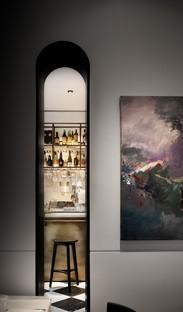Interior design für Food, zwei Projekte von Parisotto + Formenton Architetti