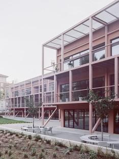BDR bureau Schule Enrico Fermi Turin