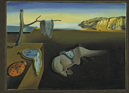 Salvador Dali. The Persistence of Memory. 1931. © 2004 Salvador Dali