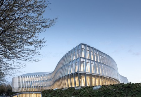 3XN Architects in SpazioFMG für The Architects Series