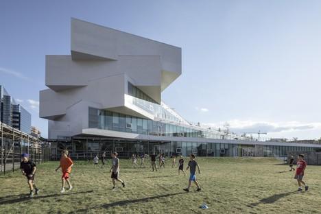 BIG The Heights eine Architektur für neue Lernlandschaften