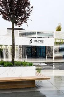 FAB Fiandre Architectural Bureau in Castellarano neue Innengestaltung von Iosa Ghini Associati