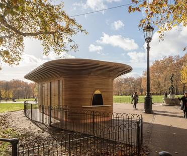 Mizzi Studio The Royal Parks Kiosks London
