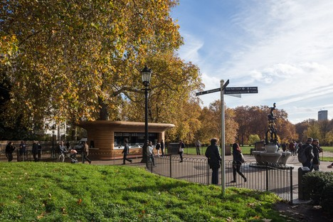 Mizzi Studio The Royal Parks Kiosks London
