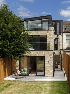 Sketch Architects Hindmans Road House London