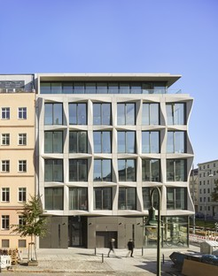 Tchoban Voss Architekten Neue Büros in Berlin