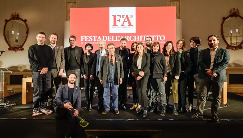 Festa dell'Architetto 2019 Bekanntgabe der Gewinner in Venedig