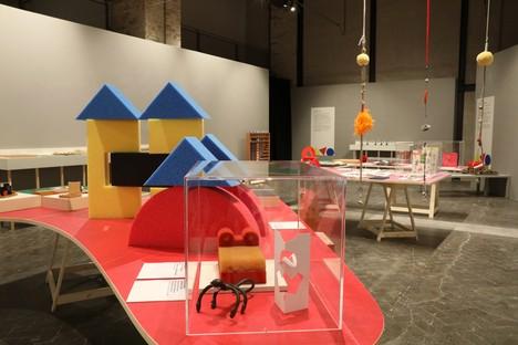 Ausstellung Toccare La Bellezza Maria Montessori Bruno Munari