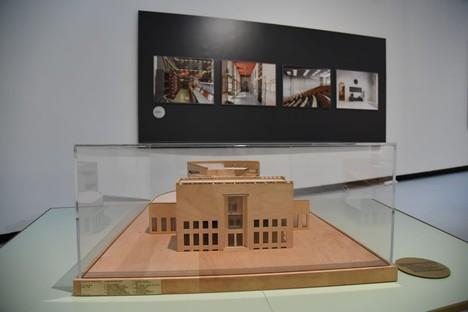 Ausstellung Gio Ponti Amare l'architettura im MAXXI Nationalmuseum für Kunst des 21. Jahrhunderts in Rom