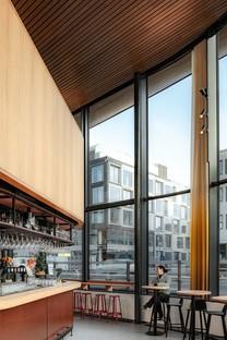 Powerhouse Company gestaltet The Traveller Restaurant und soziale Drehscheibe in Amsterdam